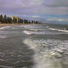 The shore in Glenelg.