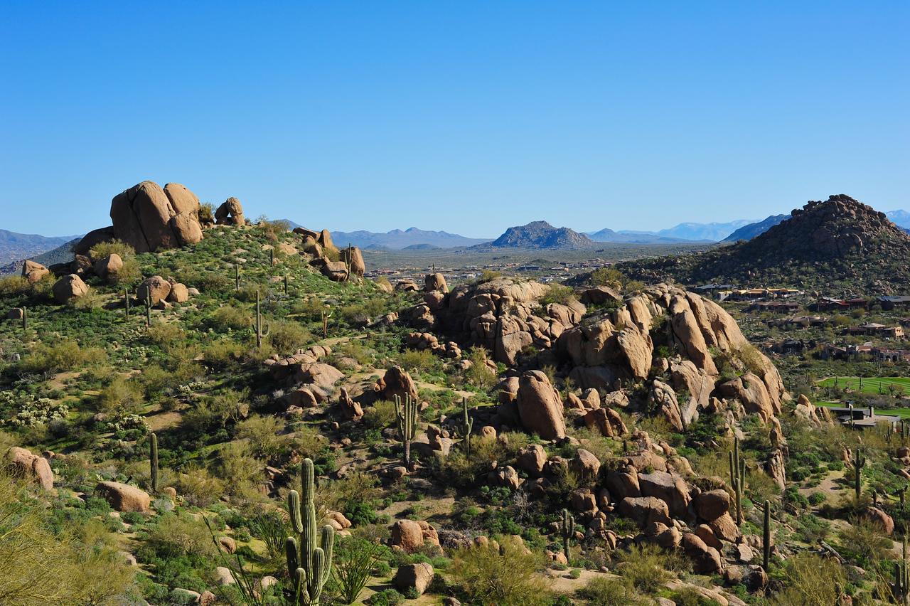 View from Pinnacle Peak