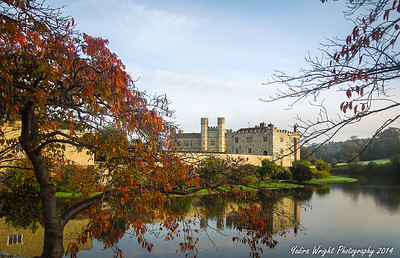 Leeds Castle - Kent, England - October 2014