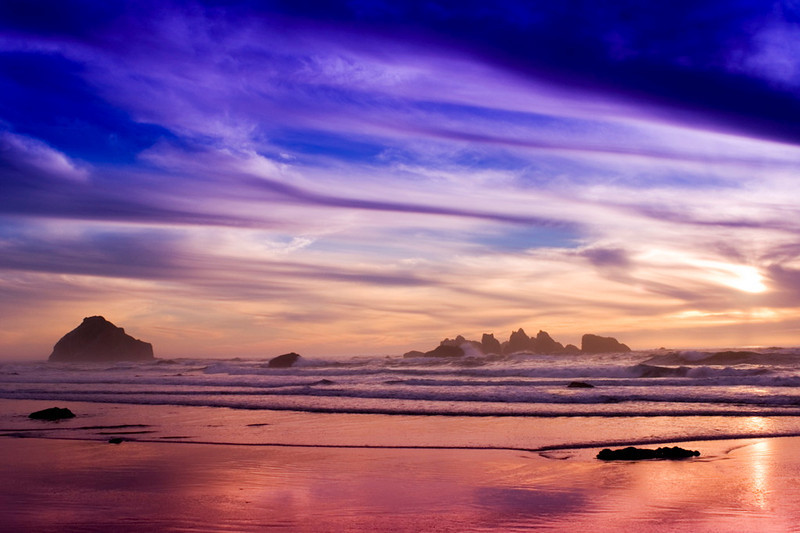 Bandon Sunset 2