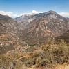 The Dry Sierra Madre Mountains, July 2014