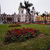 Catedral de Lima at the Plaza de Armas