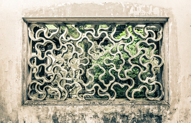 Chinese Window Art