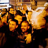 Algeria defeats Egypt, the Algerians in Brussels close down the streets. Eventually, the riot cops came.