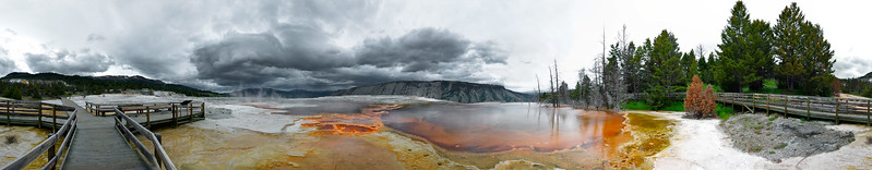 Yellowstone National Park - full wide
