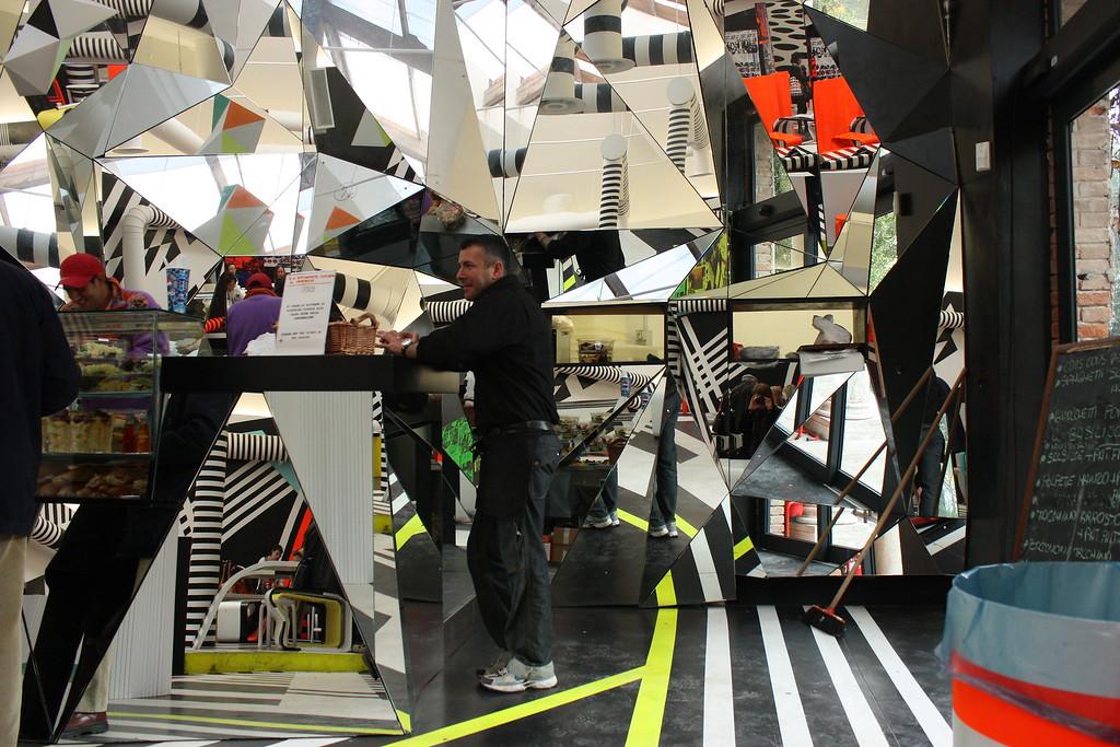 Cafe Venice Biennale 2010