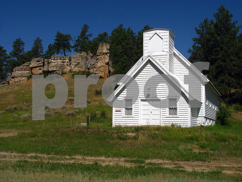 """""""Wyoming Church"""""""