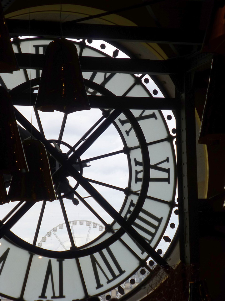 Musee D'Orsay Cafe