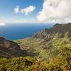 The Na Pali Coastline of Kauai, Hawaii
