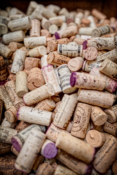 Wine Corks in San Francisco