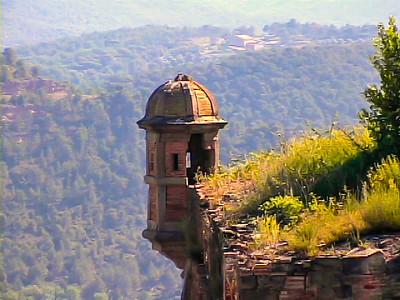 Cardona Spain 1997 early digital