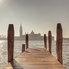 Sunshine on the Grand Canal in Venice, Italy