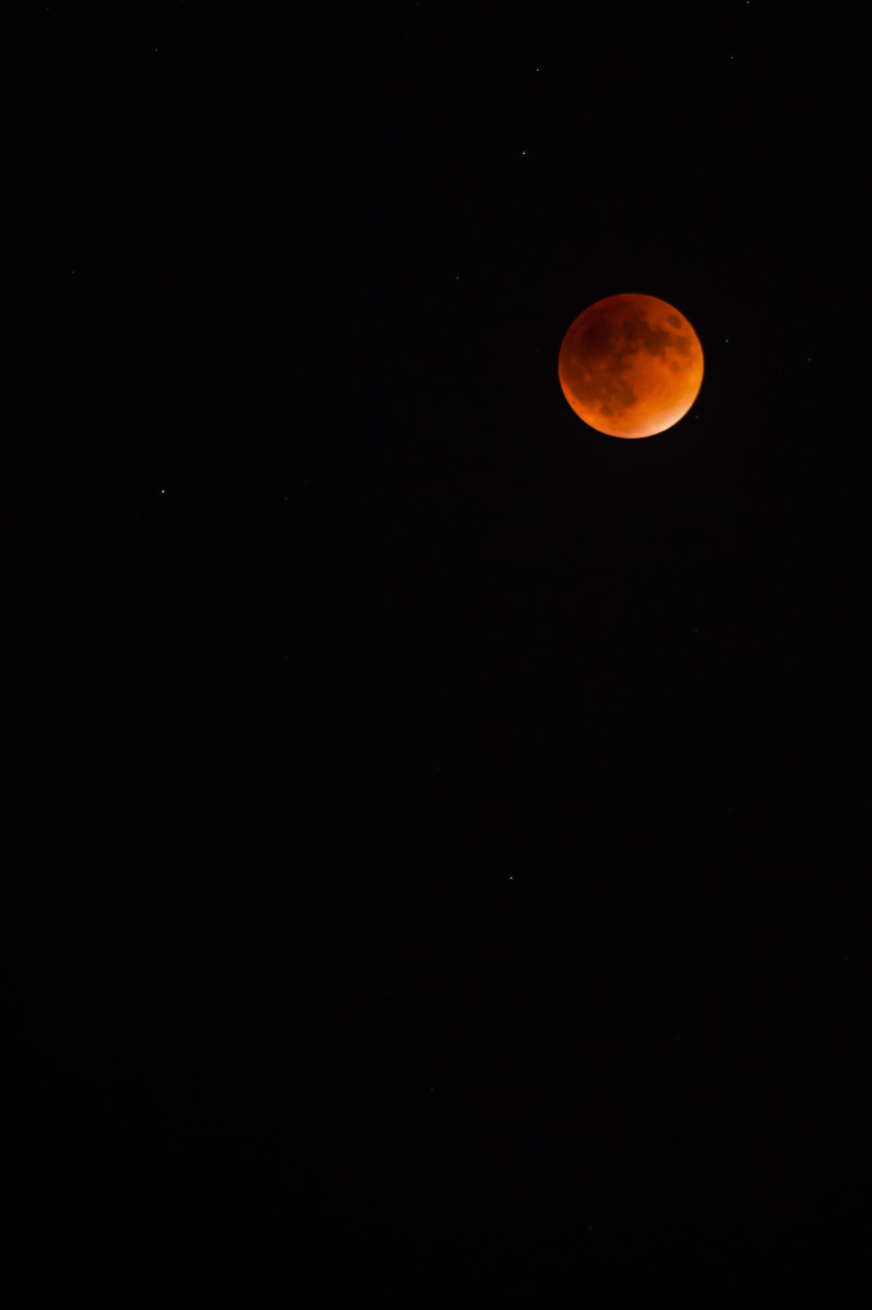 Super Blood Moon Lunar Eclipse September 2015