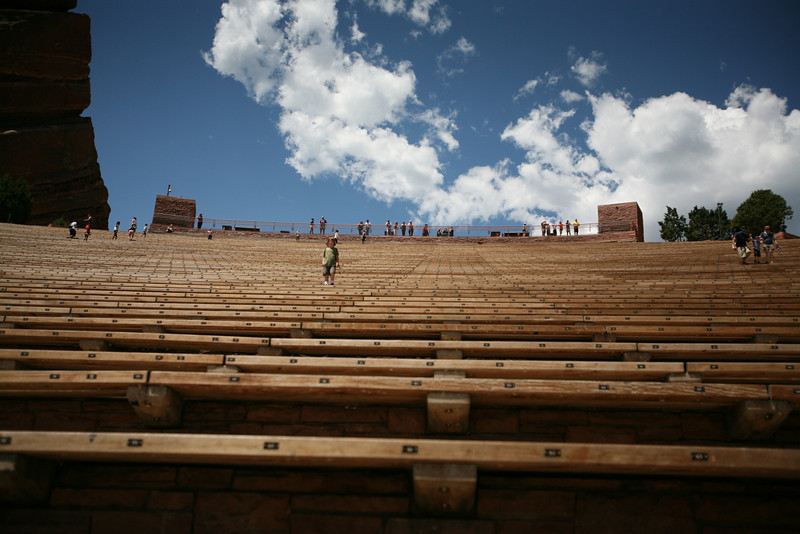 Red Rocks Amphitheater, Colorado