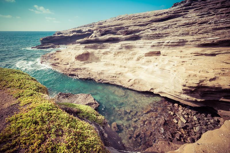 Oahu Cliffs