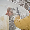As ice shavings fill the air, Steve and Luidmila approach that critical point that could literally make or break them.