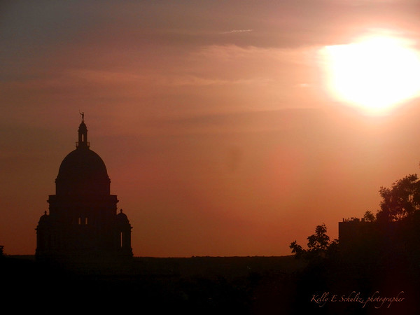 Sunset in Providence<br /> Rhode Island<br /> May 2012
