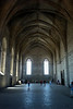 Chapel in the Palais de Papes<br /> Avignon, France
