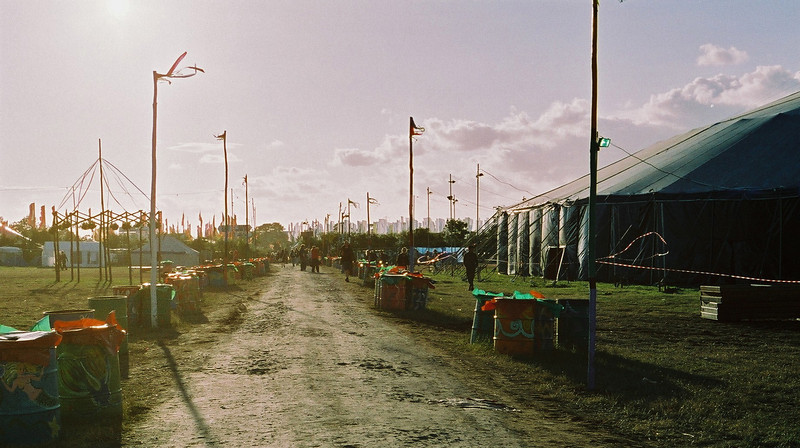 Glastonbury Festival 2003