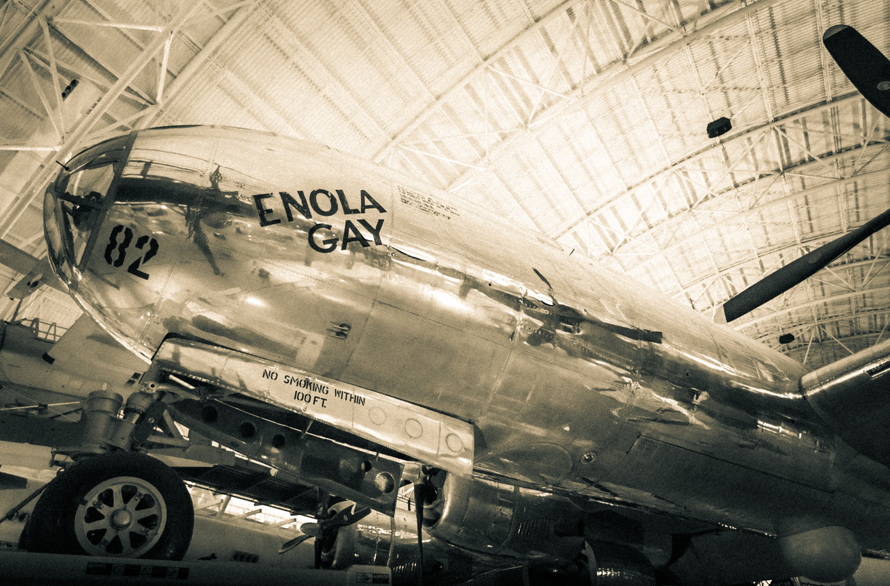 Remember…The Enola Gay