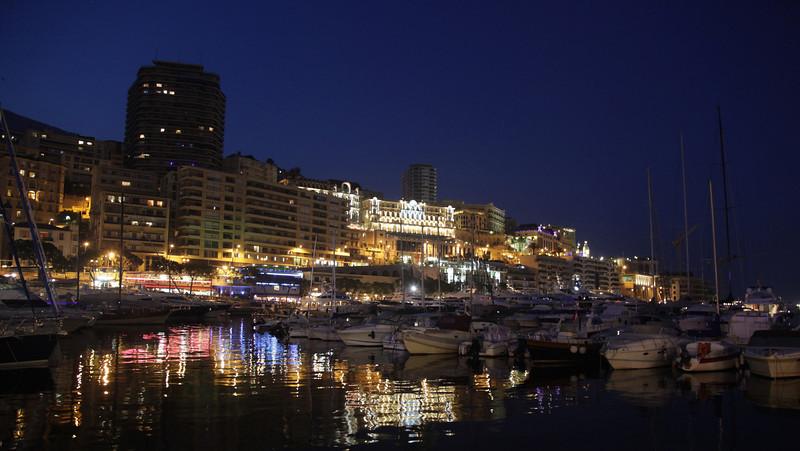 Monte Carlo Marina, Monaco.