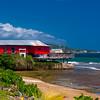 Home over the Beach in Roatan, Honduras