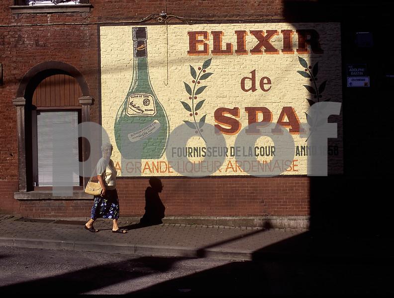 """""""Spa, Belgium"""""""