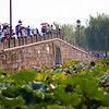 Duanqiao (Broken Bridge) in Hangzhou, China.