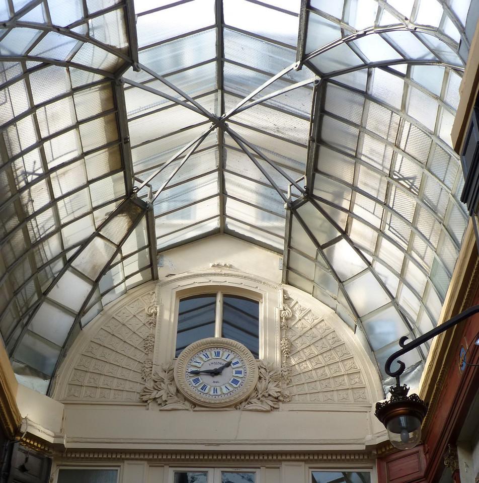 Paris Shopping Arcade