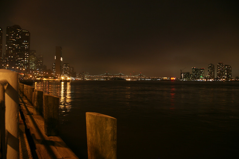 The East River, NYC