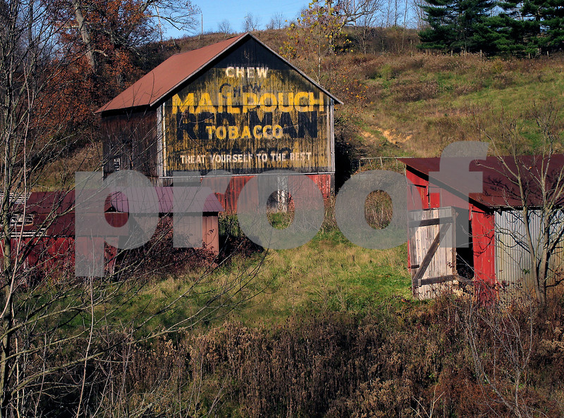 """Pennsylvania Barns"""