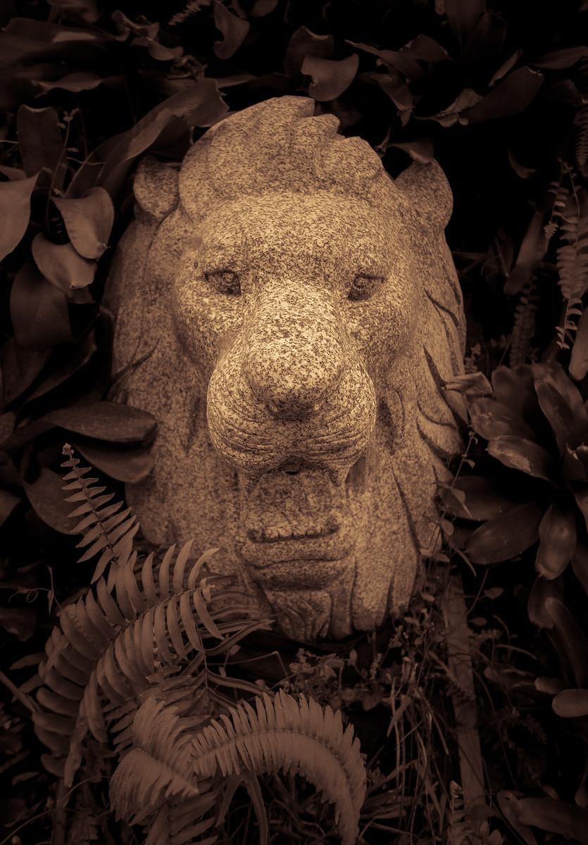 Lion of Singapore