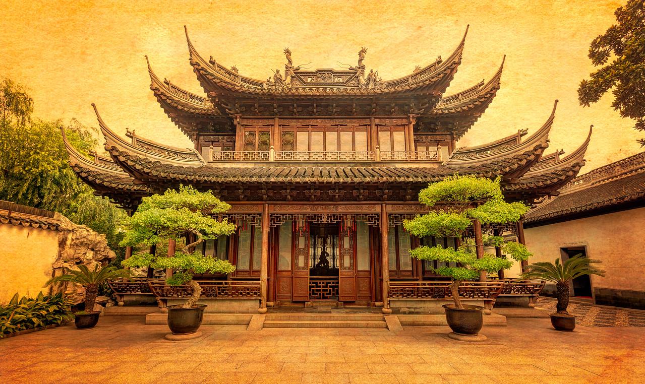 YuYuan Garden Building