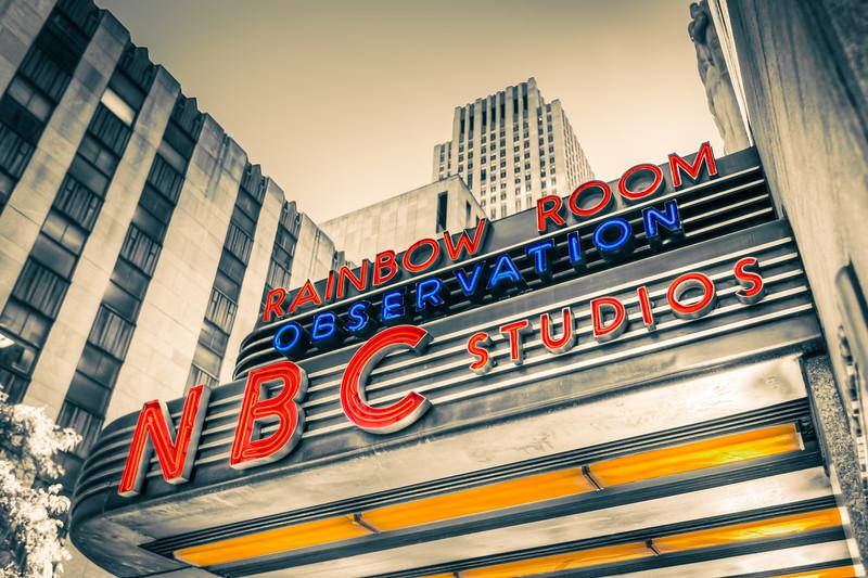 The NBC Rainbow Room