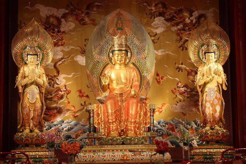 Chinese Buddhas, Singapore