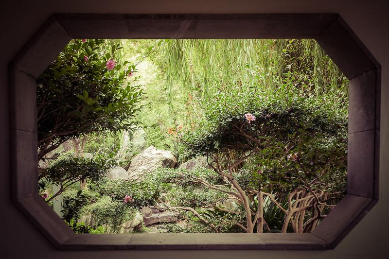 Chinese Garden of Friendship in Sydney Australia