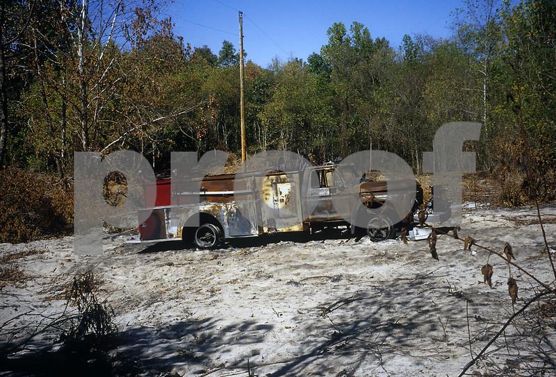 """""""Fired Truck"""""""