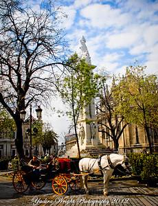 Seville, Spain - March 2012