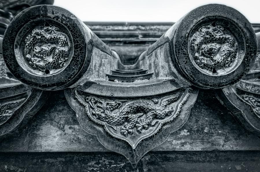 Temple of Heaven Tile Details