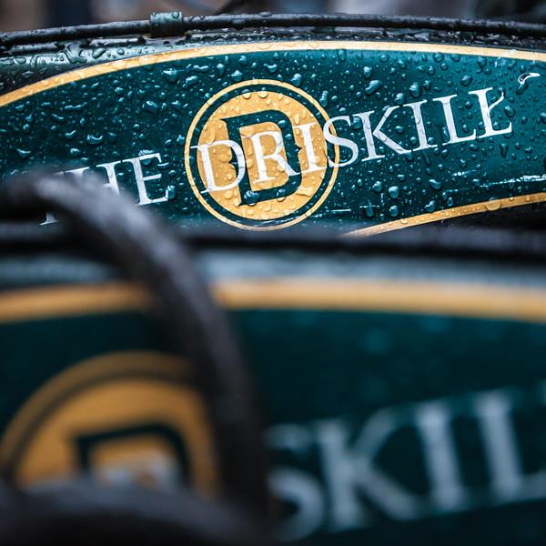 The Driskill Bikes