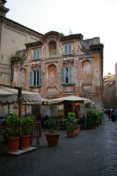 Travestere, Rome
