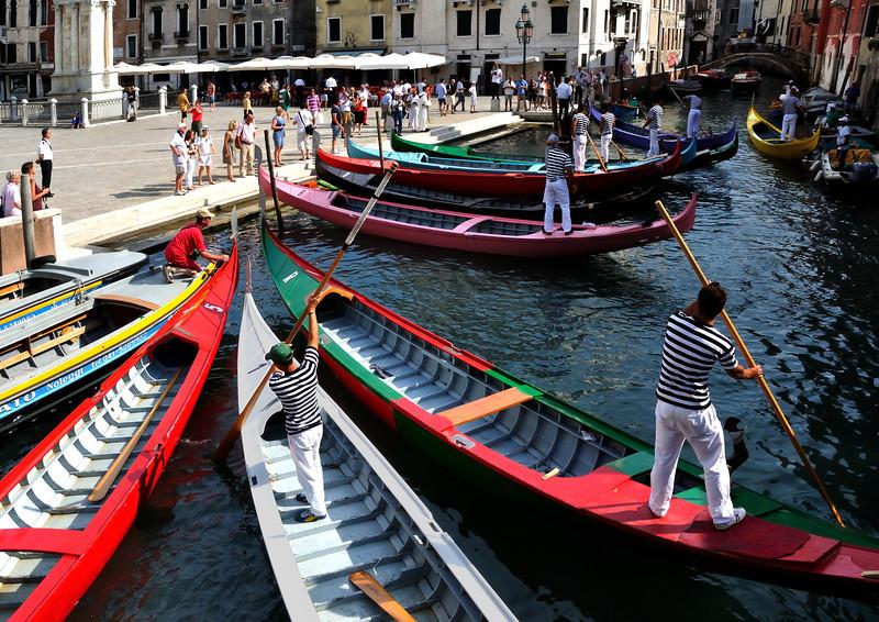 Gondola Regatta
