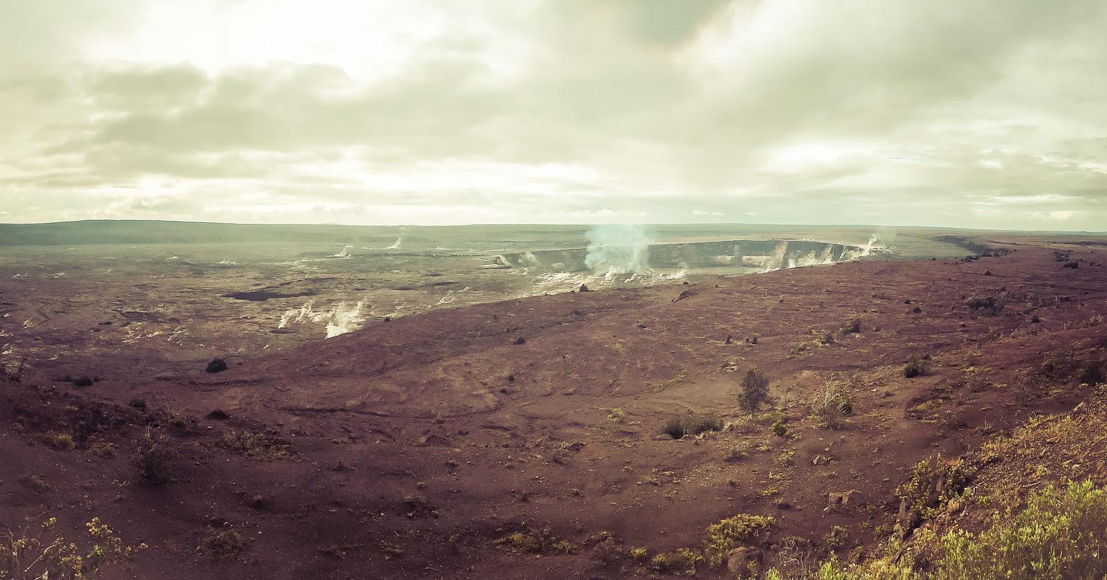 A Calm Kilauea