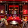 Bar of the Hotel du Louvre in Paris