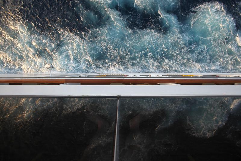 Balcony View, Jamcruise, Caribbean 2011