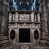 Entrance to the Crypts of Il Duomo