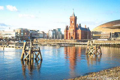 Cardiff Bay, Wales - United Kingdom