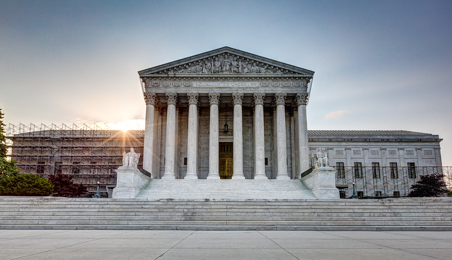 The Supreme Court of the United States of America