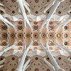 The Nave Ceiling of La Sagrada Familia