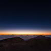 Dawn Over Haleakala Maui, Hawaii